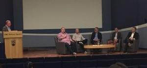 Program directors panel in Vancouver