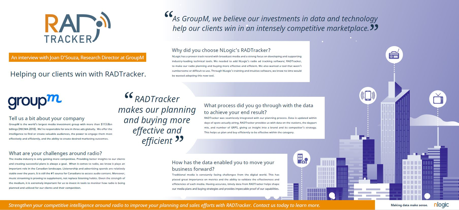 RADTracker-GroupM-case-study