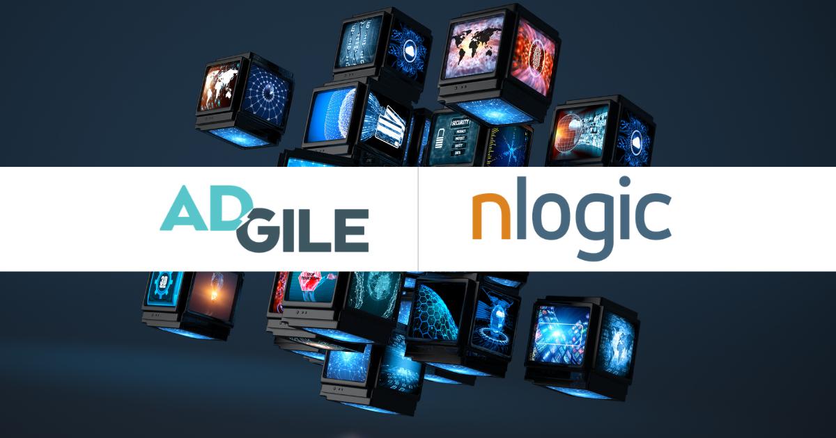 Adgile NLogic partnership