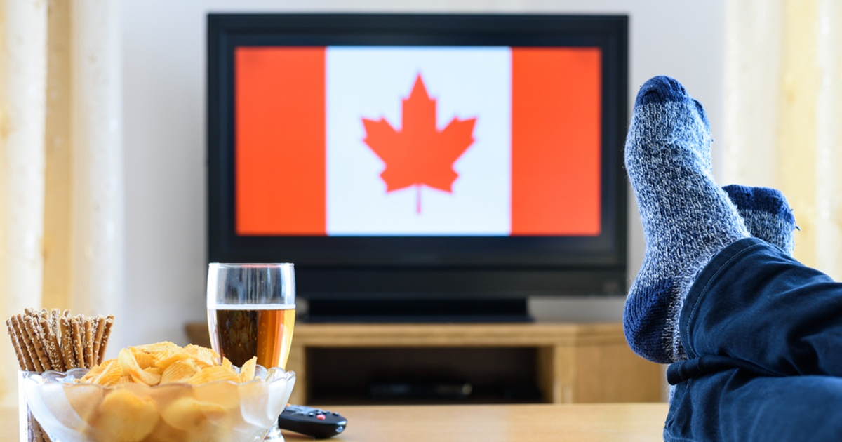 TV viewing trends in Canada